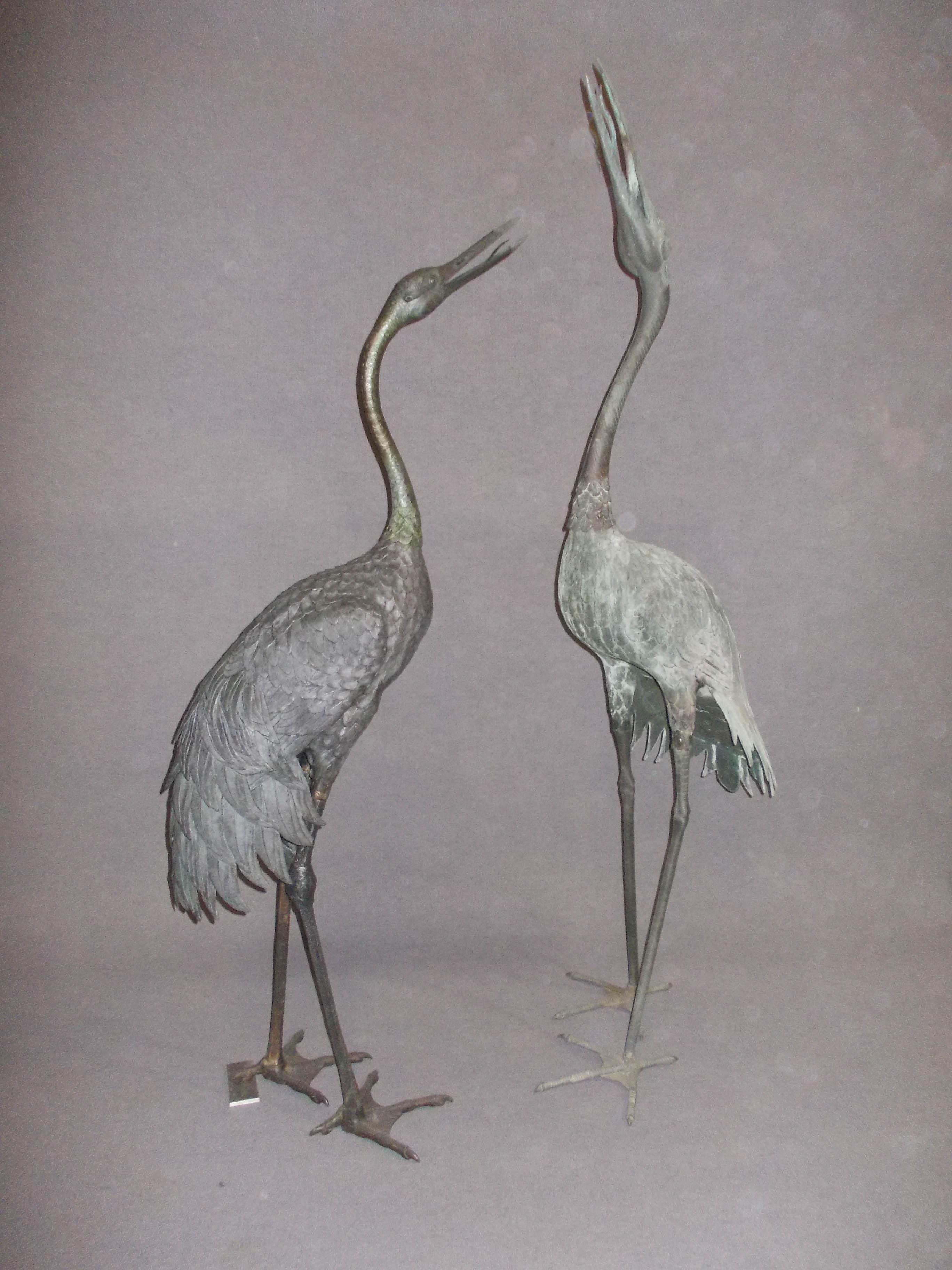 ... Cranes U2013 Garden Ornaments. Click To Enlarge
