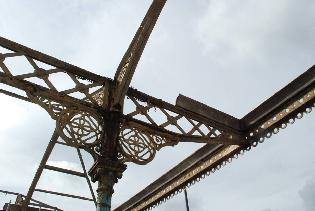 Tynemouth Station Canopy Restoration Glass Houses Eura