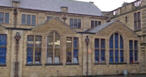 King James 1 School, Bishop Aukland.