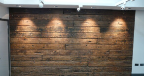 Brunel Institute Seminar Room Wall