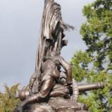 South African War Memorial.
